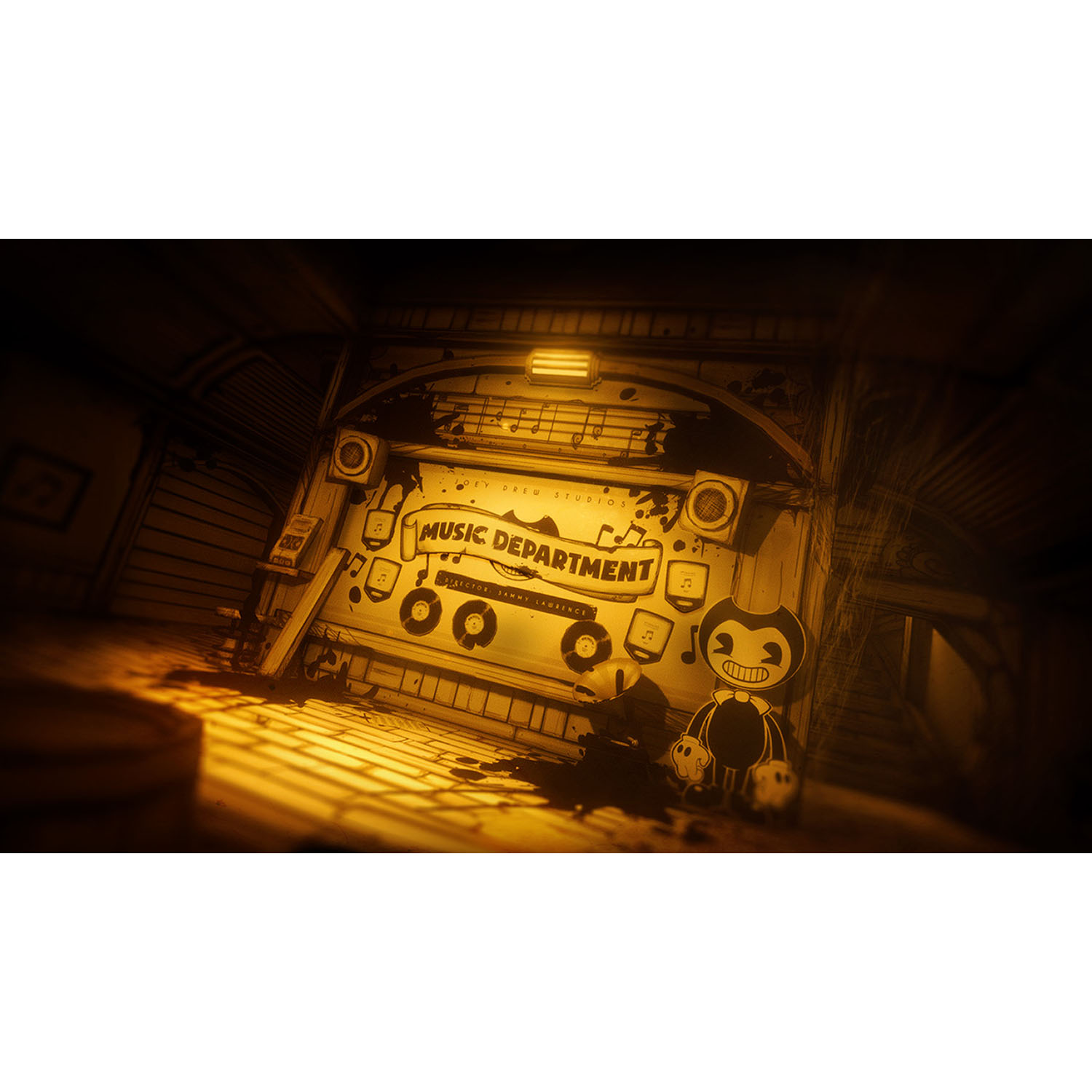 Bendy and the Ink Machine Switch Brand New 814290014568 ...